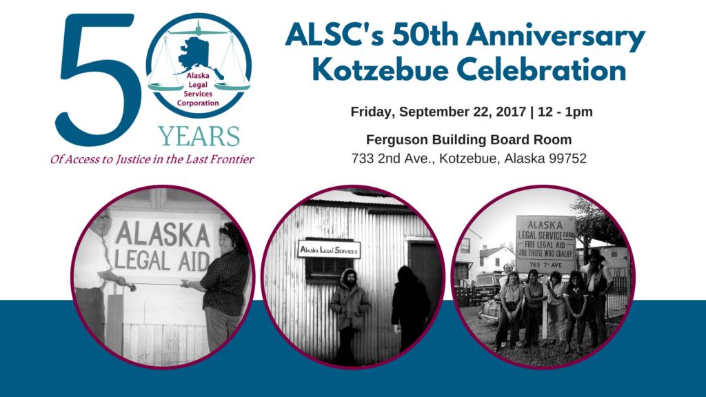 Kotzebue 50th Anniversary