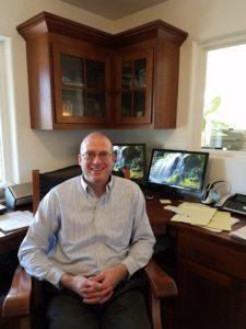 September Volunteer of the Month Nicholas Kittleson