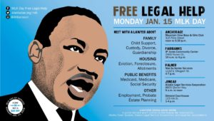 9th Annual MLK Day Free Legal Help Clinic