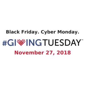 Double your impact on Giving Tuesday!